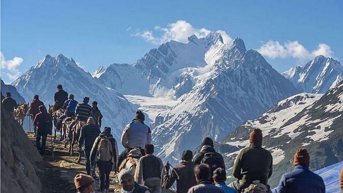 Will J&K Allow Amarnath Pilgrimage Despite Surge in COVID Cases?