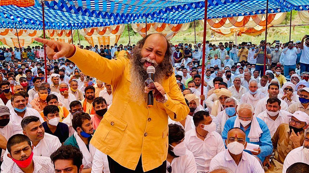 Rajasthan to Haryana, Karni Sena Chief's 'Hate Campaign' Continues