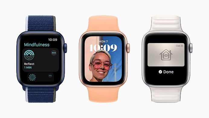 """<div class=""""paragraphs""""><p>watchOS 8 brings new access, connectivity, and mindfulness features to Apple Watch this fall.</p></div>"""
