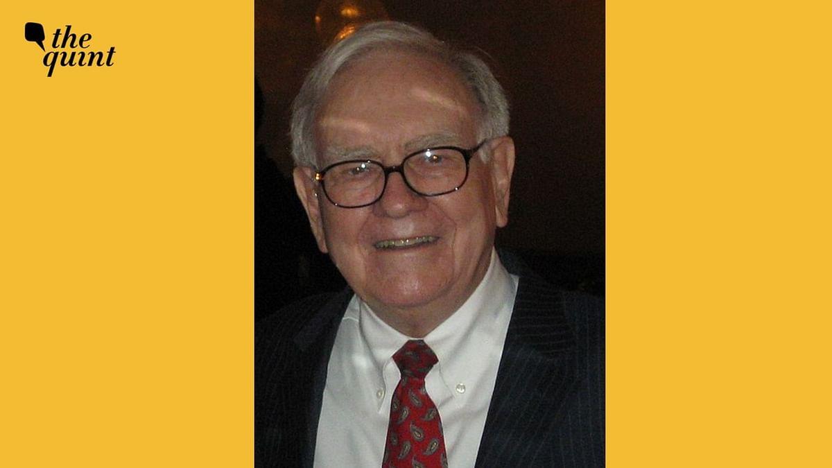 File photo of Warren Buffett.
