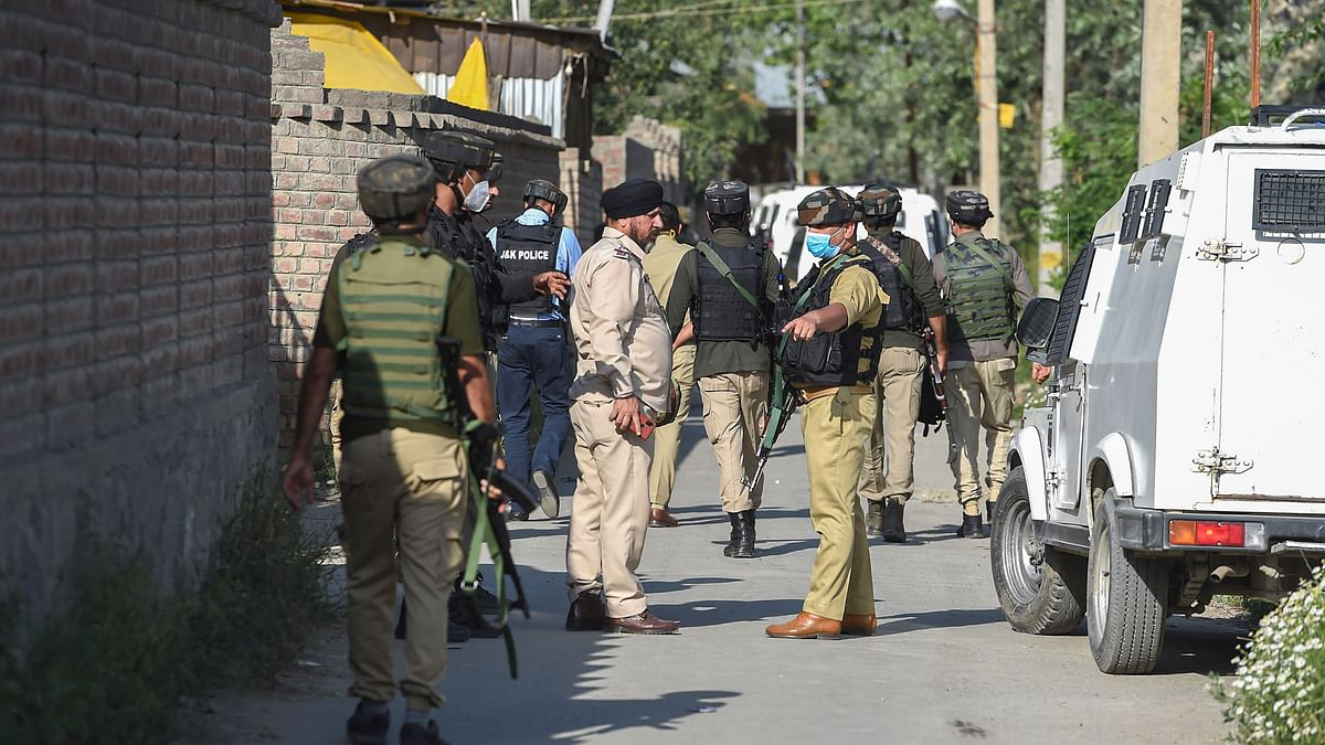 Top LeT Commander Killed in an Encounter in Srinagar's Parimpora