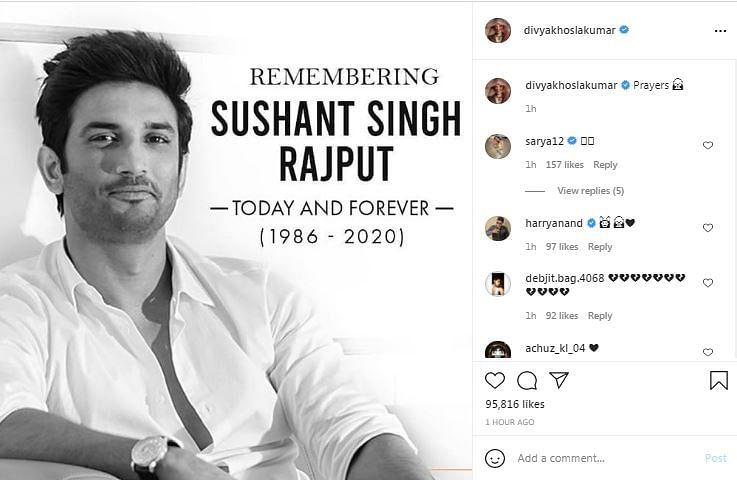 Bhumi, Priyanka, Sara & Others Remember Sushant Singh Rajput