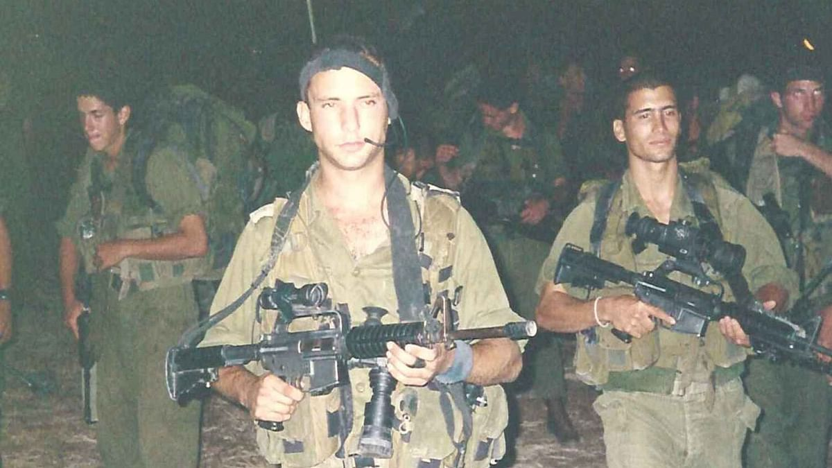 Bennett served in the Israel military for six years.