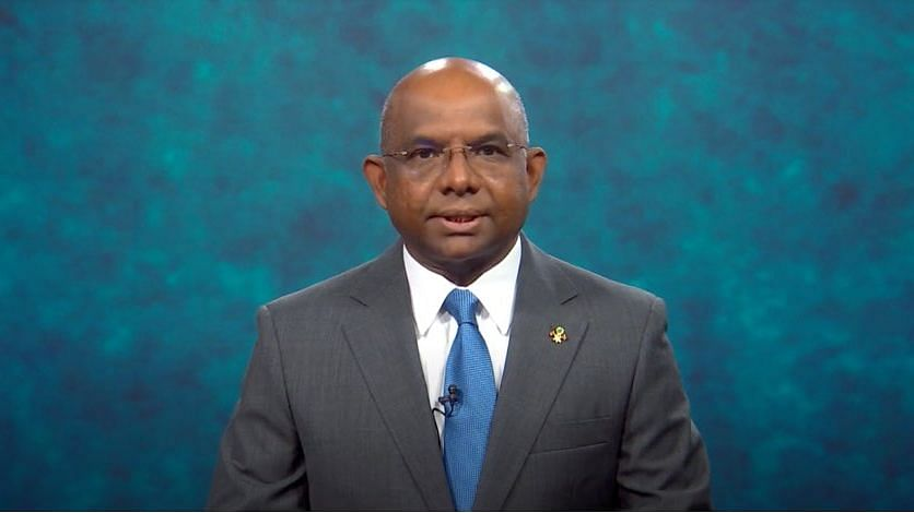 """<div class=""""paragraphs""""><p>Maldives Foreign Minister Abdulla Shahid elected as UN General Assembly President.</p></div>"""