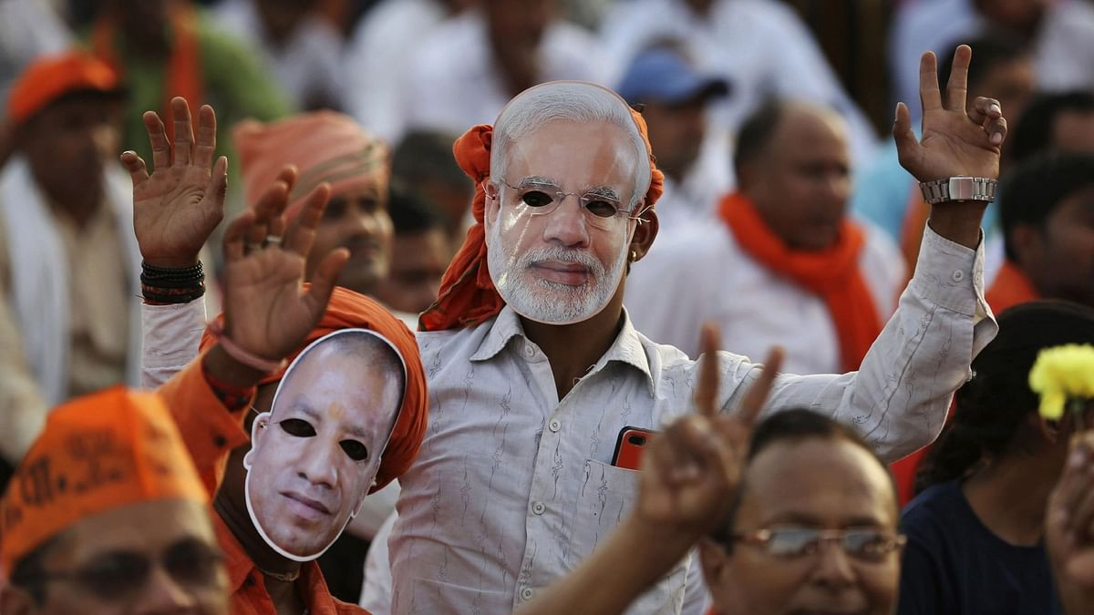 Yogi vs Modi-Shah: This Round Is Done, Wait for the Next One in UP