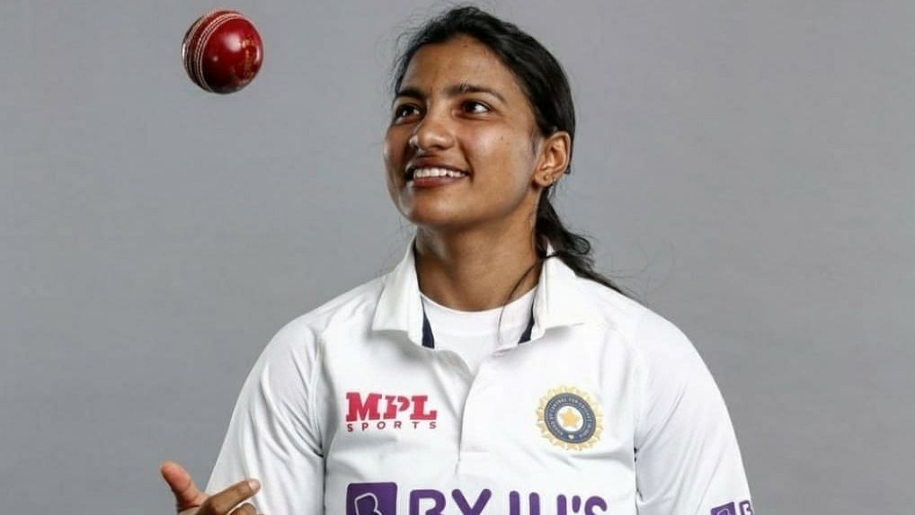 Sneh Rana Marks Test Debut in Style, Fulfills Late Father's Dream
