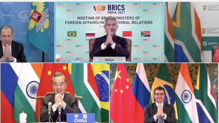 BRICS Backs India-South Africa Bid for COVID Vaccine Patent Waiver