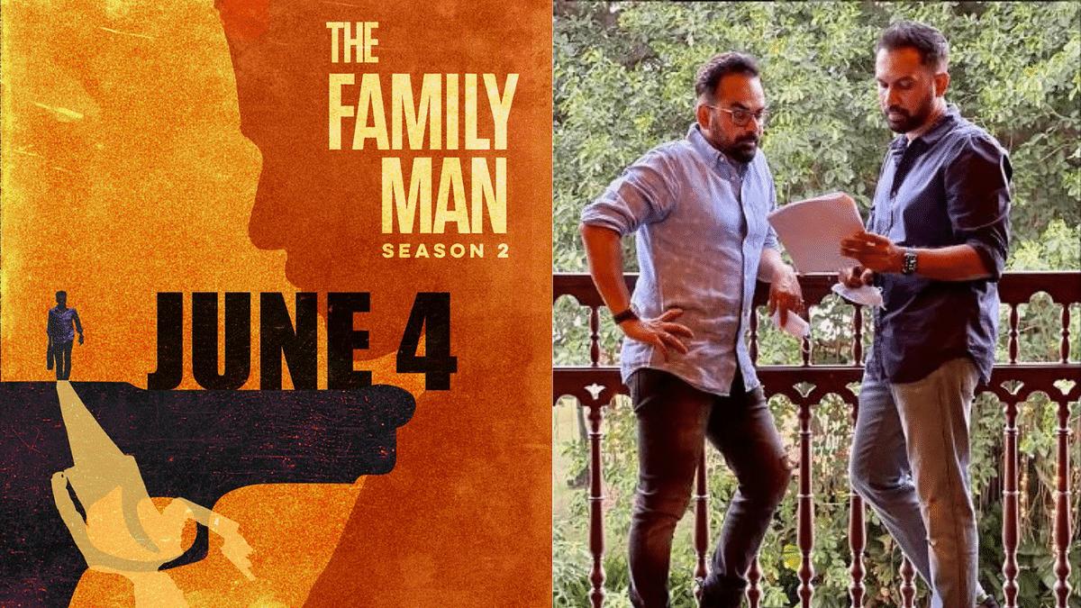 "<div class=""paragraphs""><p>'The Family Man 2' makers Raj Nidimoru and Krishna DK </p></div>"