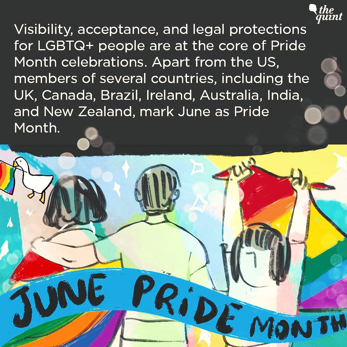Why June is Celebrated As Pride Month – A Peek Into History