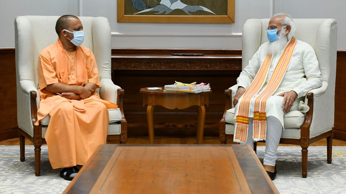 'Got Guidance': UP CM Meets PM Modi Amid Discontent Speculation