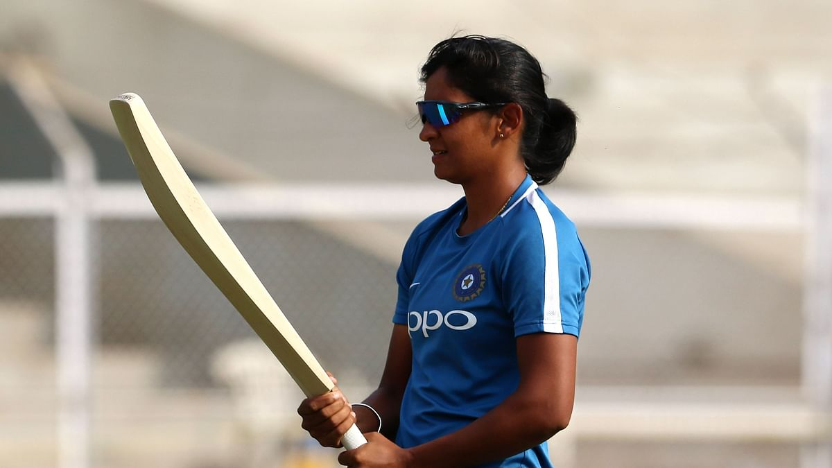 The Indian women's team spoke to Ajinkya Rahane ahead of their Test match against England that starts on 16 June.