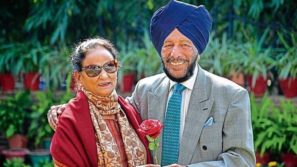 Milkha Singh and Nirmal, Chandigarh's Evergreen Couple, Meet Again