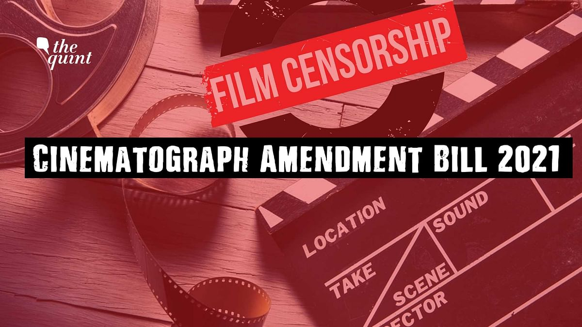 Centre proposes new changes to Cinematograph Act to widen its power to censor films