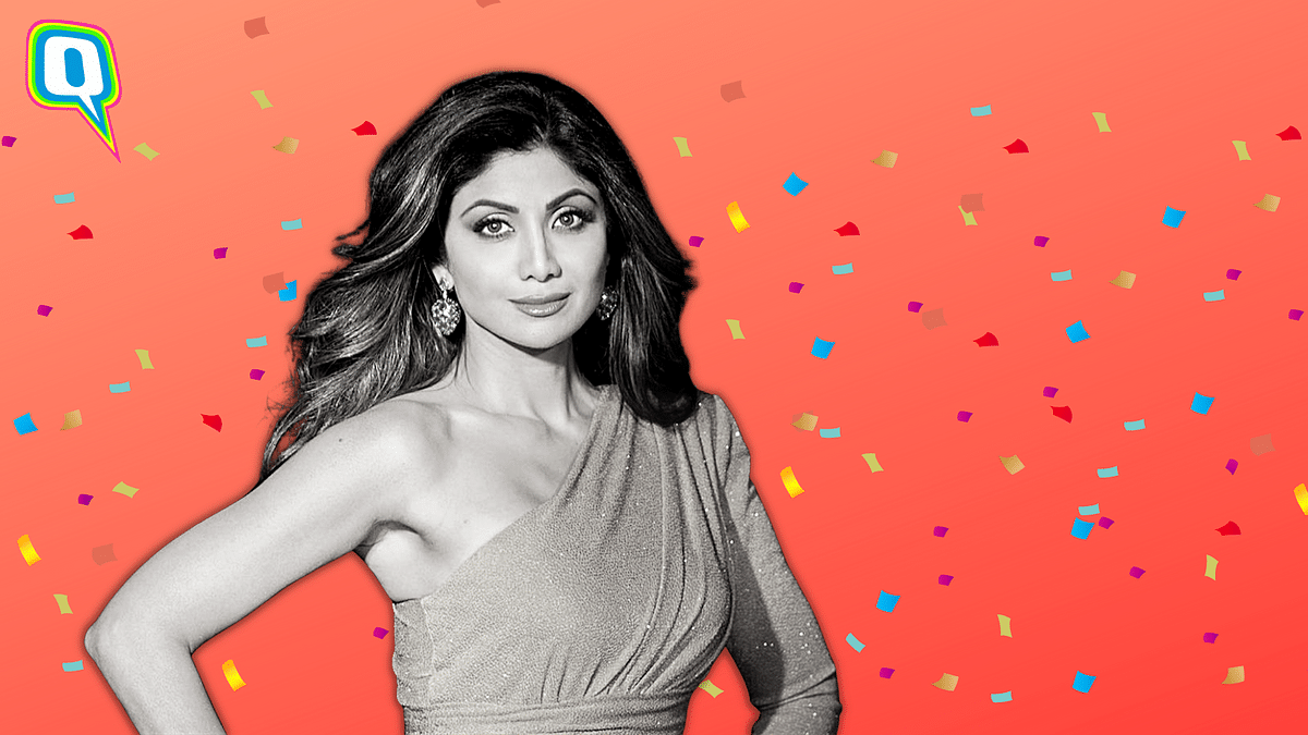 """<div class=""""paragraphs""""><p>As Shilpa Shetty Kundra celebrates her 46th birthday, take a look at the goofball she is.</p></div>"""