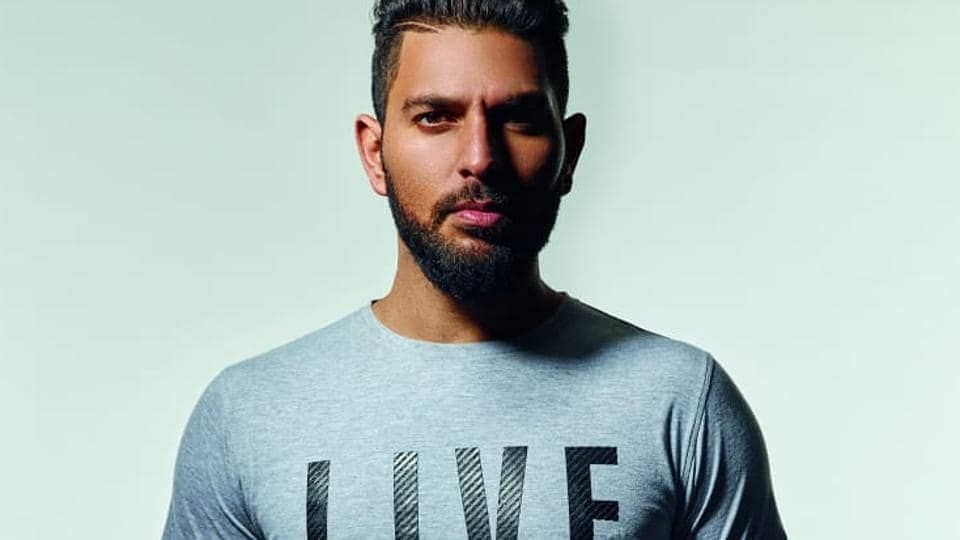 Yuvraj Singh has chipped in to support India's tussle with COVID-19.