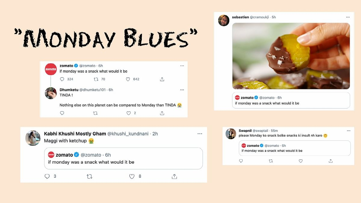 What Snack Is Monday Like? Twitter Responds With Creative Answers