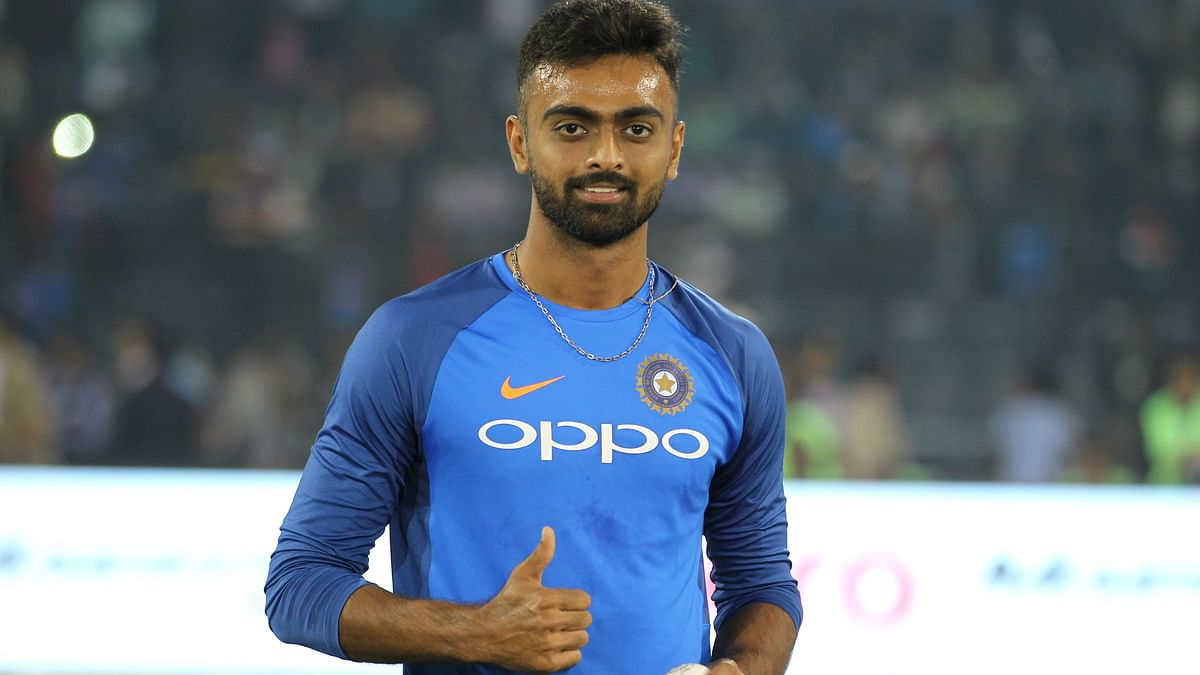 Jaydev Unadkat has not been picked for India's Sri Lanka tour in July.