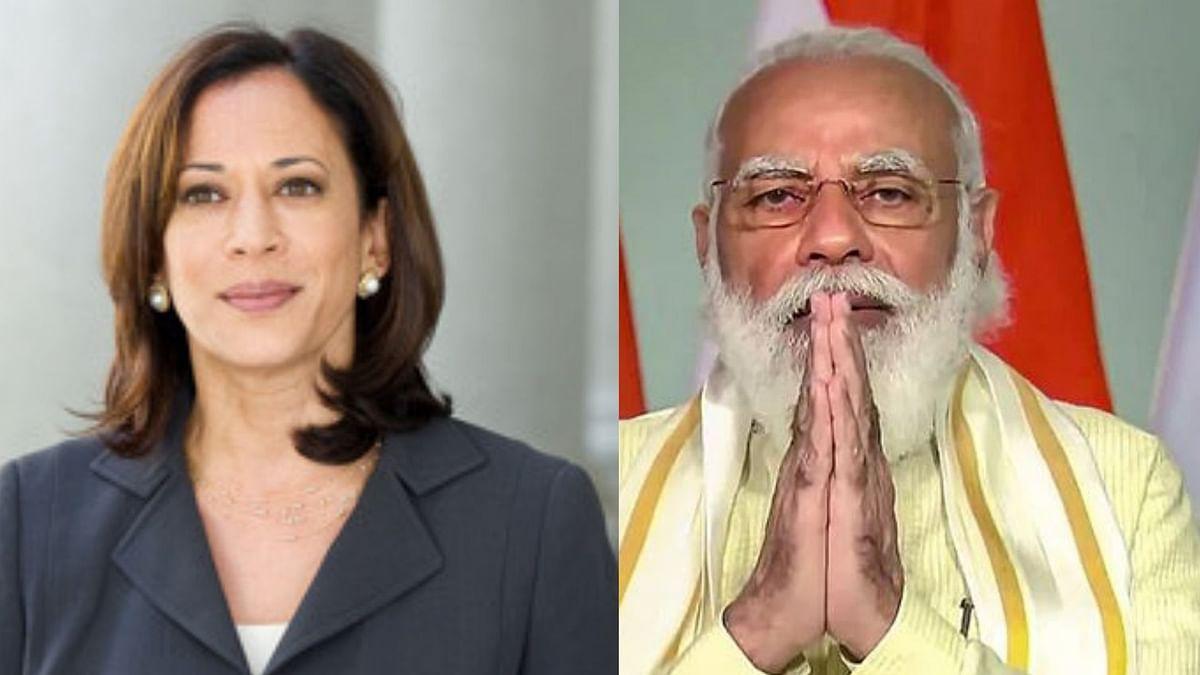 "<div class=""paragraphs""><p>File photos of PM Modi and US VP Kamala Harris used for representation purpose.</p></div>"