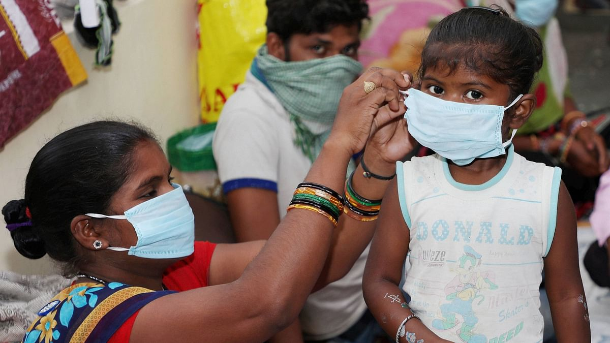 COVID 3rd Wave Unlikely to Affect Children More: AIIMS, WHO Study