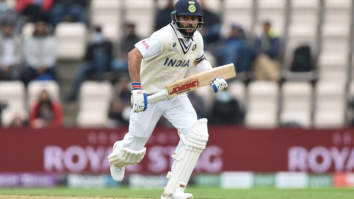WTC Final, Day 2: Kohli Holds Fort After NZ Get Rid Of Top Three