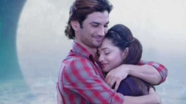 """<div class=""""paragraphs""""><p>Ankita Lokhande and late Sushant Singh Rajput in a still from Pavitra Rishta.</p></div>"""
