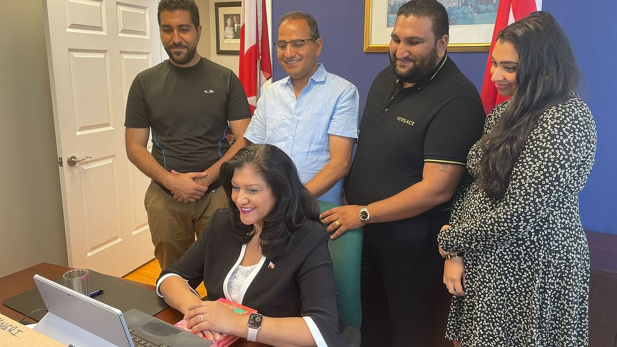Two Indo-Canadian Politicians Join Cabinet of Ontario Province