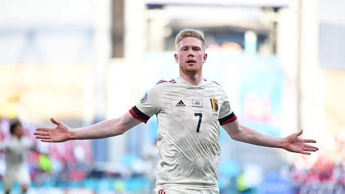 Euro 2020: De Bruyne Masterclass Helps Belgium Defeat Denmark 2-1