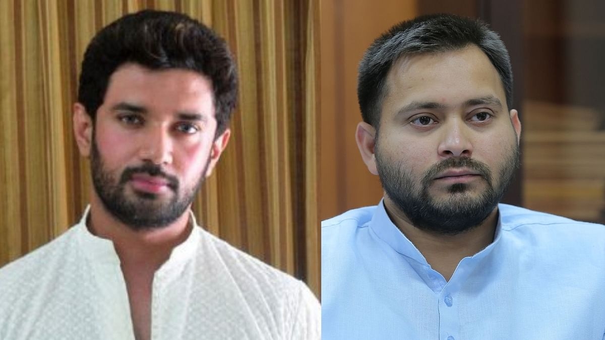 "Paswan Calls Tejashwi ""Younger Brother"", Hints At RJD-LJP Alliance"