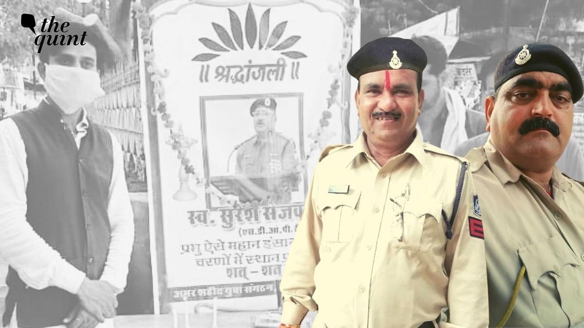Families of Deceased MP Cops Await CM's COVID Compensation