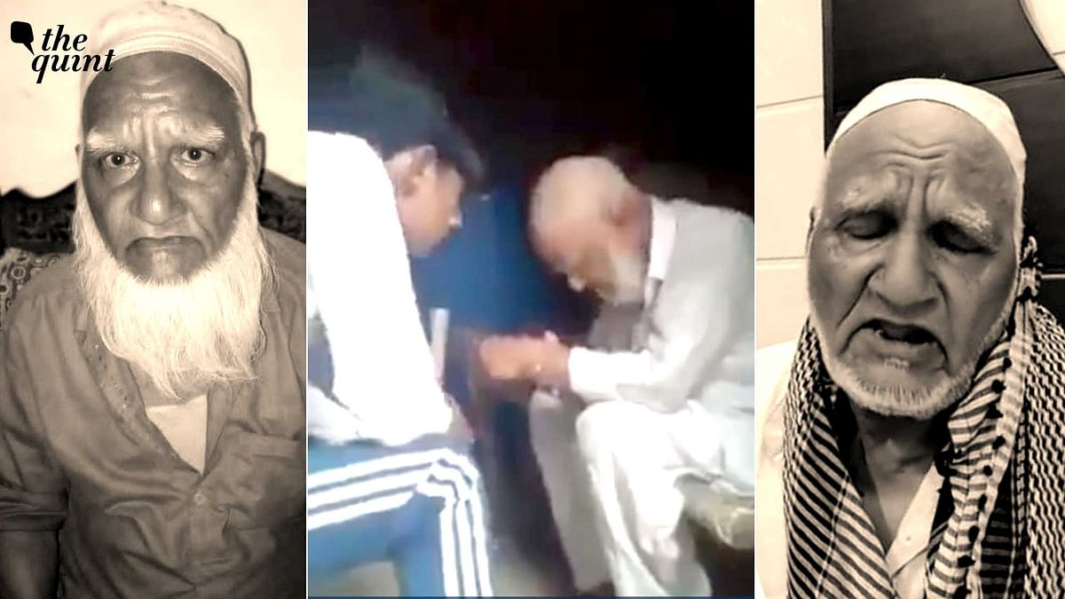 'Uncle, We'll Drop You': Goons Told Saifi Before Cutting His Beard