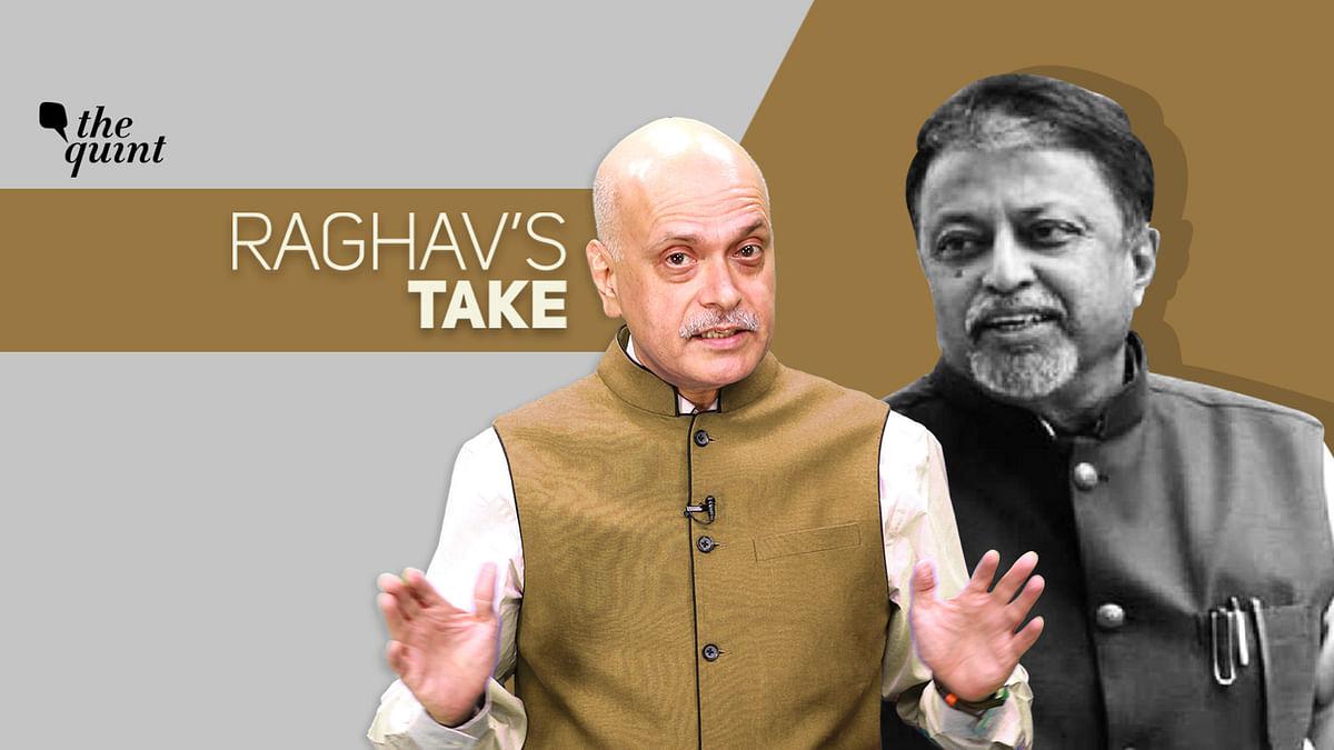 Raghav's Take: What Mukul Roy's TMC-Wapsi Proves; Ideas for Cong