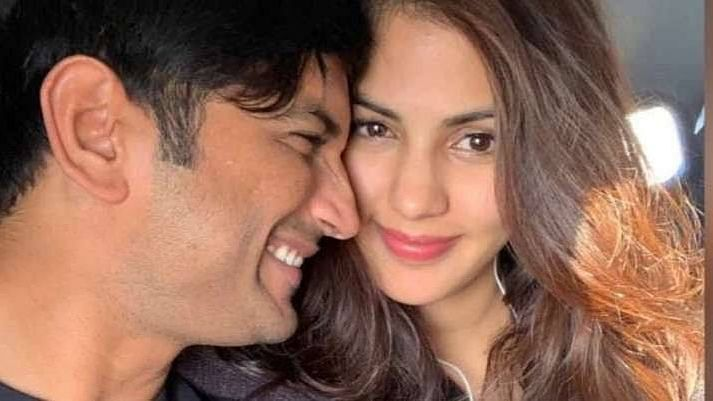 There is No Life Without You: Rhea Chakraborty Remembers Sushant