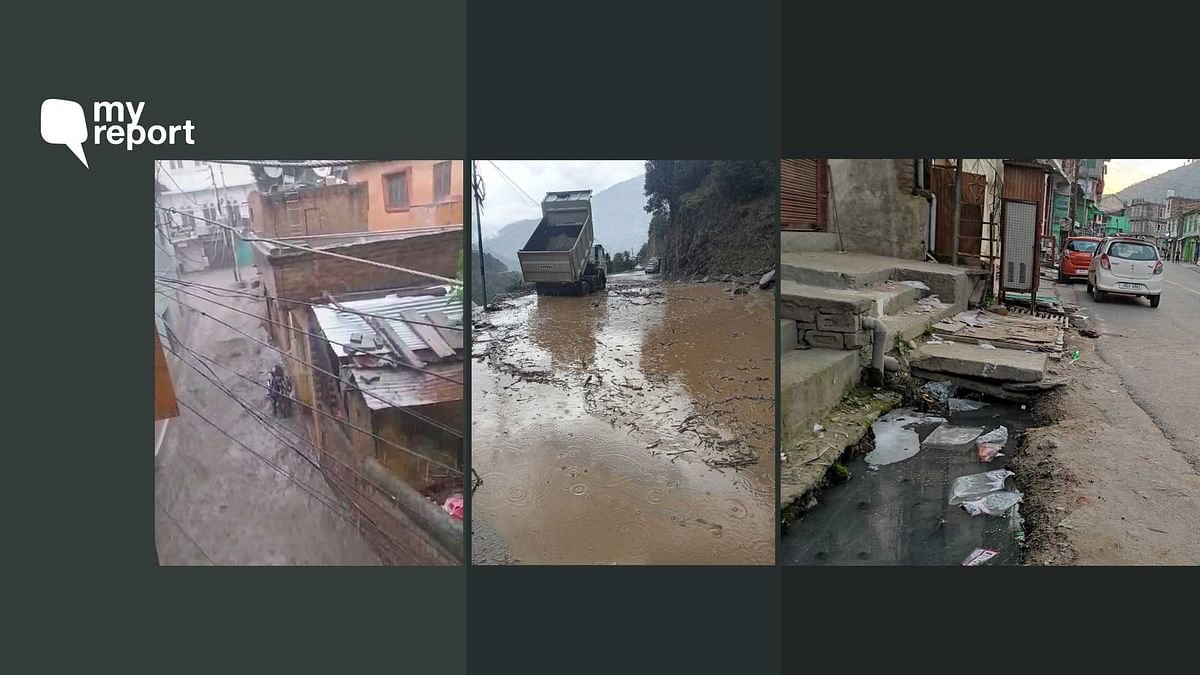 In Doda's Thathri tehsil, a poor drainage system has become a bane for residents.