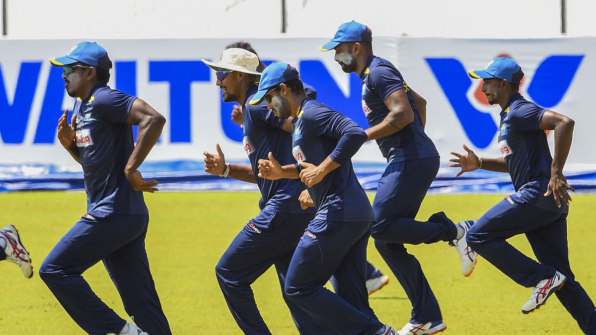 Sri Lanka are scheduled to play the three T20Is against England followed by a three-match ODI series.