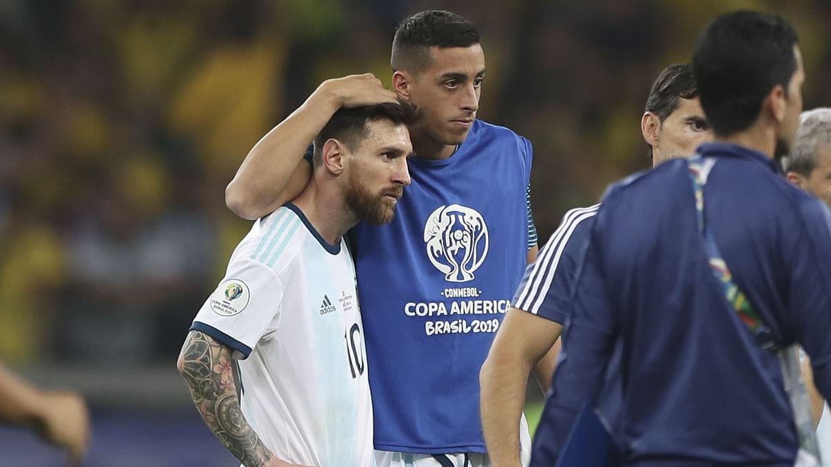 Amid COVID-19 Concerns, 2021 Copa America Moves to Brazil