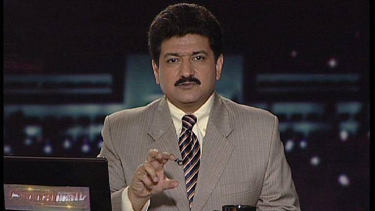 Pak Journo Hamid Mir Barred From Hosting His Show 'Capital Talk'
