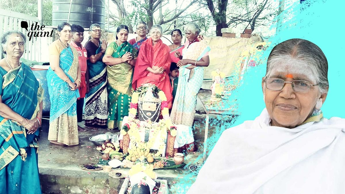 'Menstruation Is Natural, Why Should It Stop Us': Woman Priest in Tamil Nadu