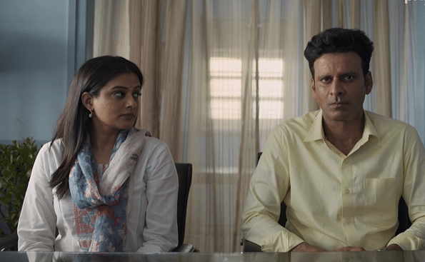 """<div class=""""paragraphs""""><p>'The Family Man 2' shows Srikant Tiwari also grappling with the problems in his marriage</p></div>"""