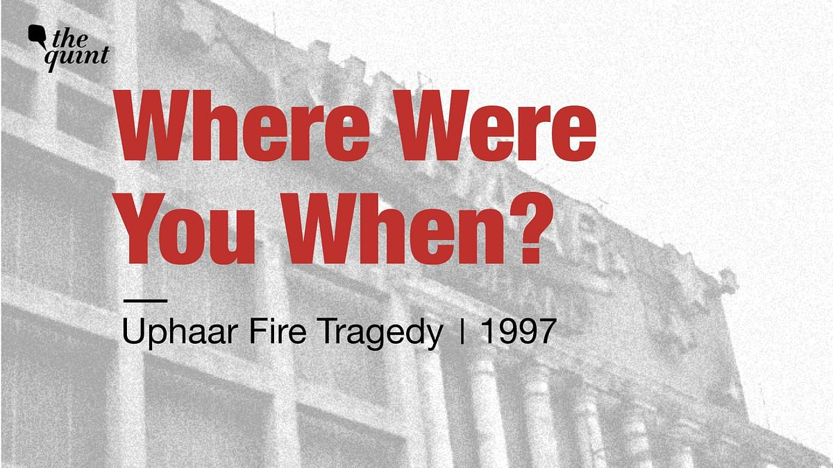 Uphaar Tragedy: Families Revisit The Day They Lost Their Children