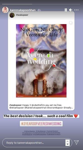 3 Years of Veere Di Wedding: Swara, Kareena, Rhea Post Tributes