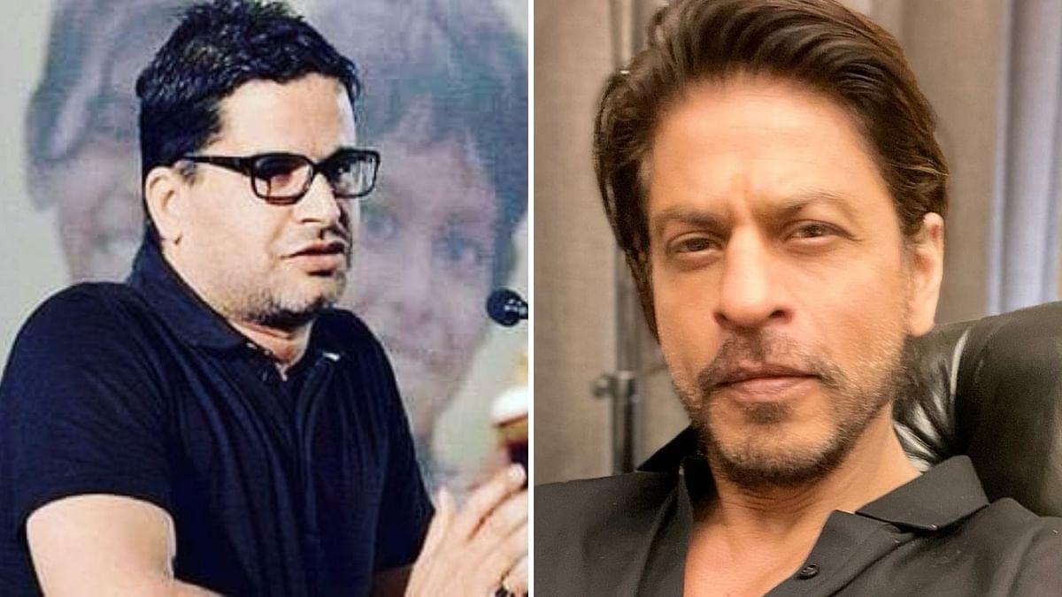 "<div class=""paragraphs""><p>Prashant Kishor will reportedly meet Shah Rukh Khan today.</p></div>"