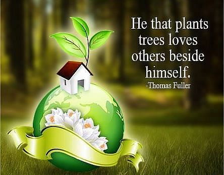 World Environment Day Quotes & Images