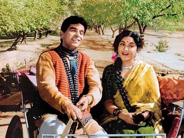 "<div class=""paragraphs""><p>Dilip Kumar and Vyjayanthimala</p></div>"