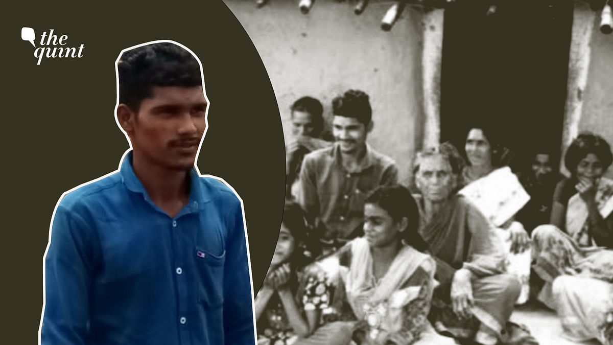 """<div class=""""paragraphs""""><p>Chandran got first rank in the vocational stream in the Scheduled Tribe category but he still didn't get a seat.</p></div>"""
