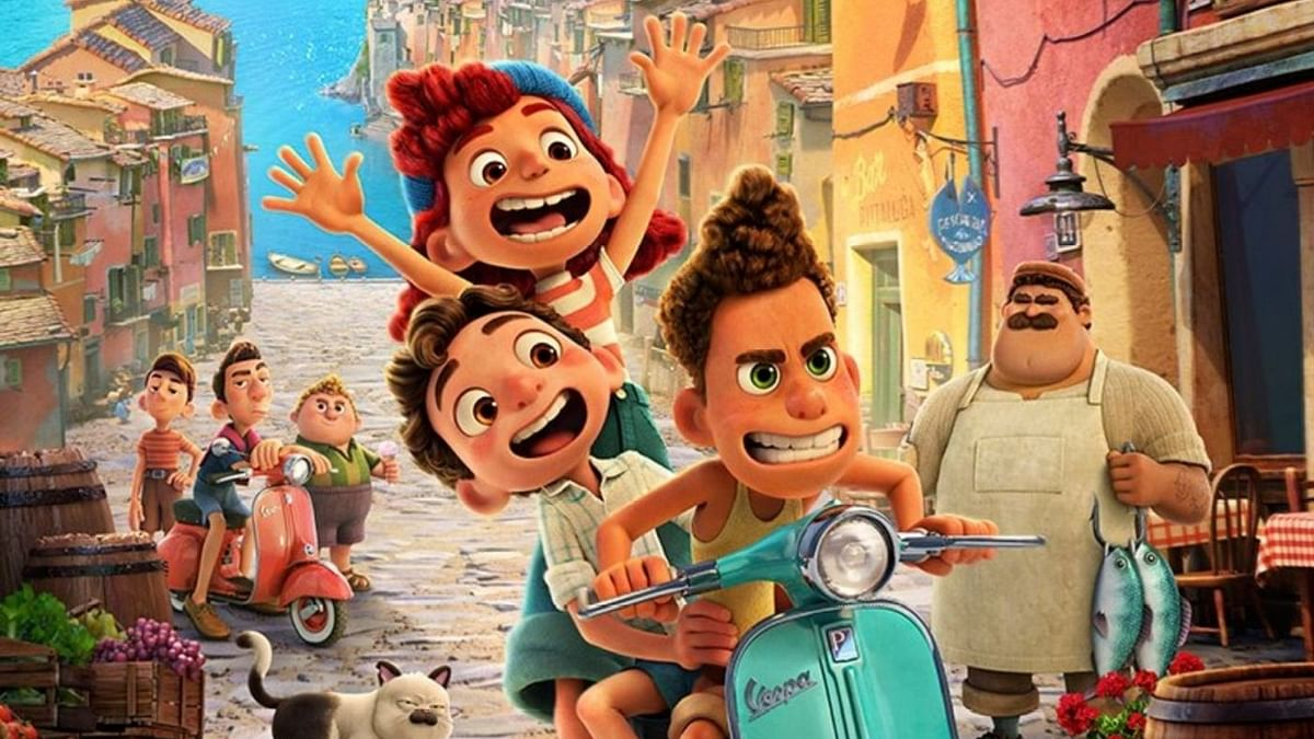 Review: Pixar's Luca Will Have You Hook, Line, and Sinker