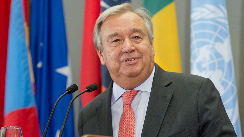 Antonio Guterres Re-Elected as UN Secretary General for 2nd Term