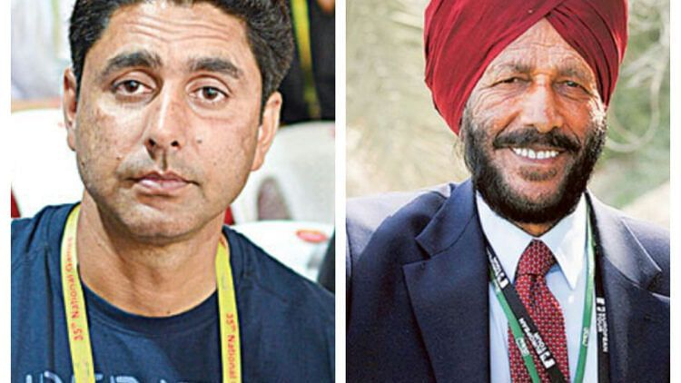 Paramjeet Singh shot to fame after besting Milkha Singh's record in 400m.