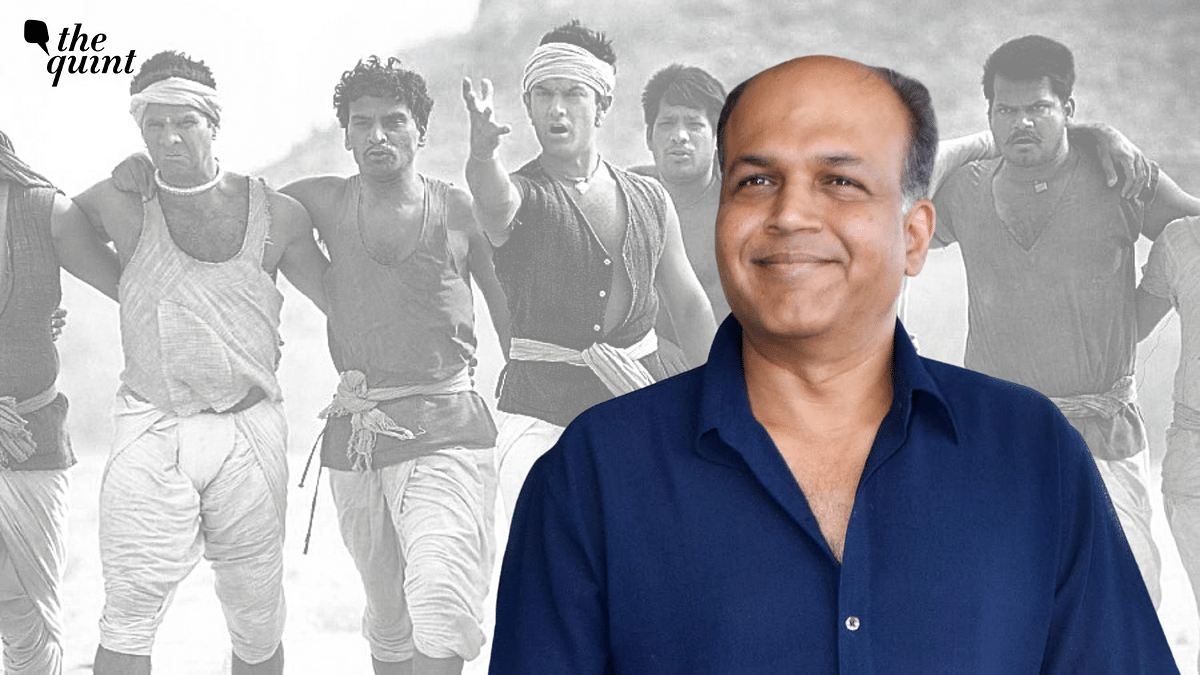"""<div class=""""paragraphs""""><p>In a chat with The Quint, Ashutosh Gowariker says, """"Aamir told me he'll give me all that I need to make Lagaan.""""</p></div>"""