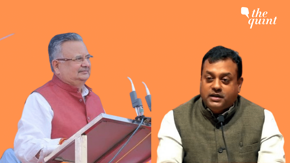 """<div class=""""paragraphs""""><p>The Chhattisgarh High Court on Monday, 14 June, stayed the probe into the toolkit FIR filed against Bharatiya Janata Party (BJP) leaders Raman Singh and Sambit Patra citing """"malafides or political grudge"""". The probe has been stayed till the next hearing scheduled for 14 June.</p></div>"""