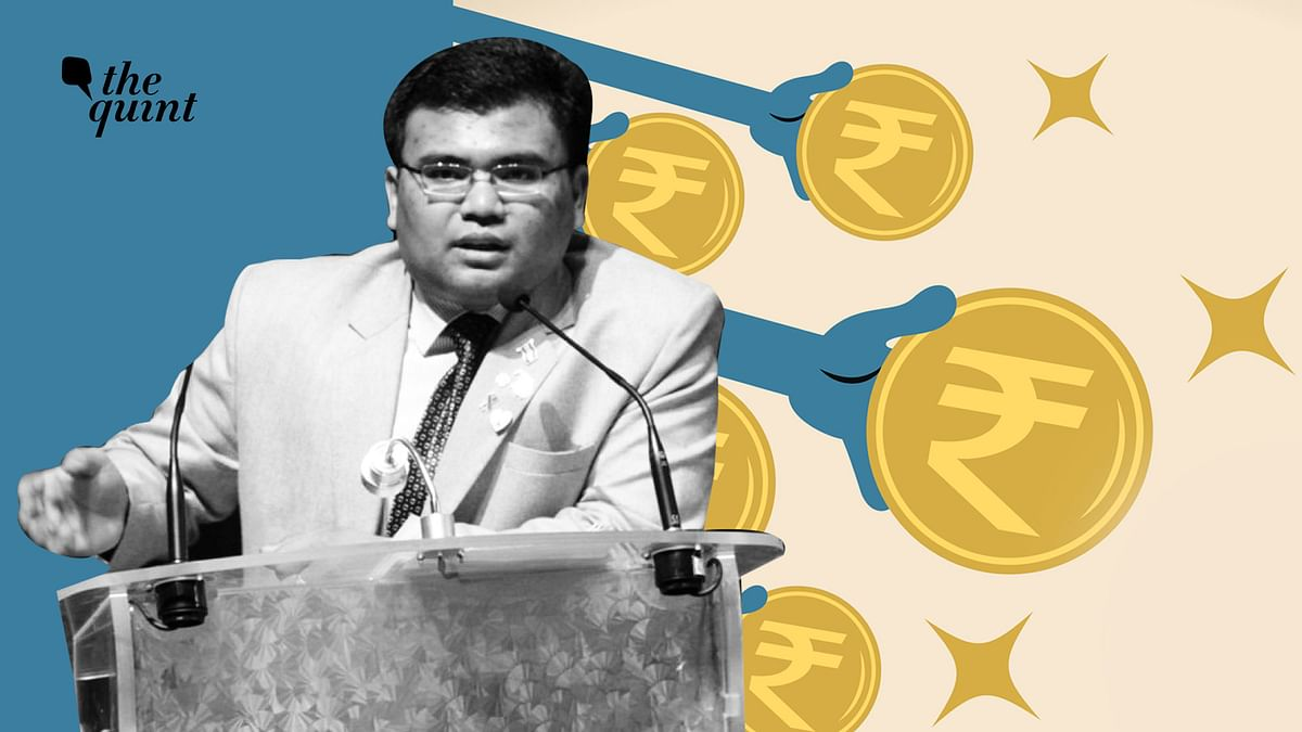 A crowdfunding appeal seeking Rs 1 crore to buy 100 oxygen concentrators has come under scrutiny.